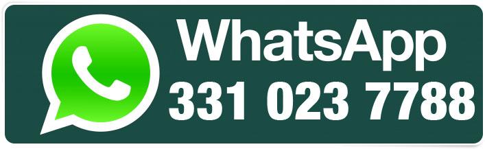 llámanos gratis al whatsapp 331 023 7788