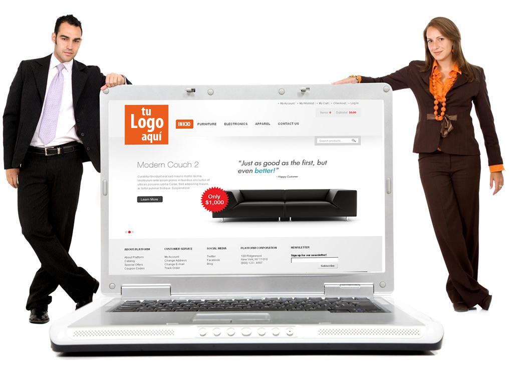 crea una tienda en línea a un precio accesible
