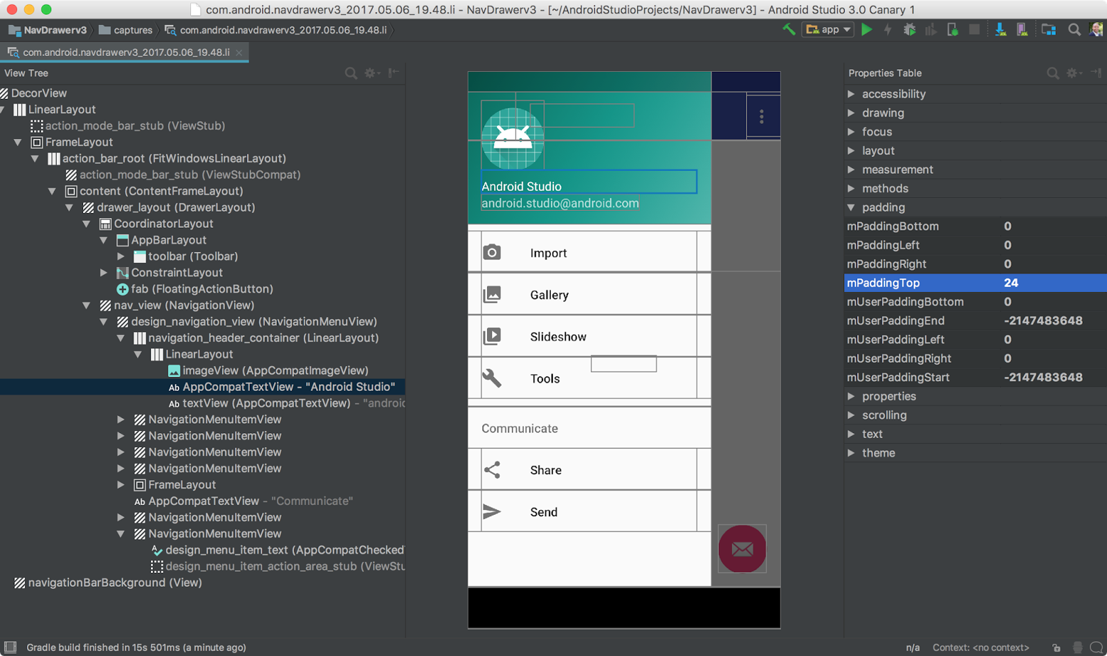 Desarrollo de Apps en Android